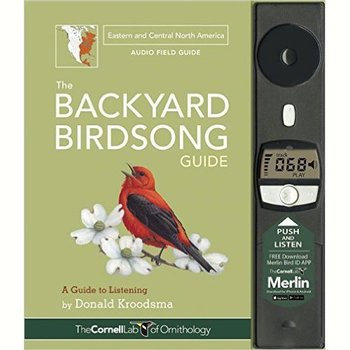 - The Cornell Lab of Ornithology: The Backyard Birdsong Guide Eastern and Central North America