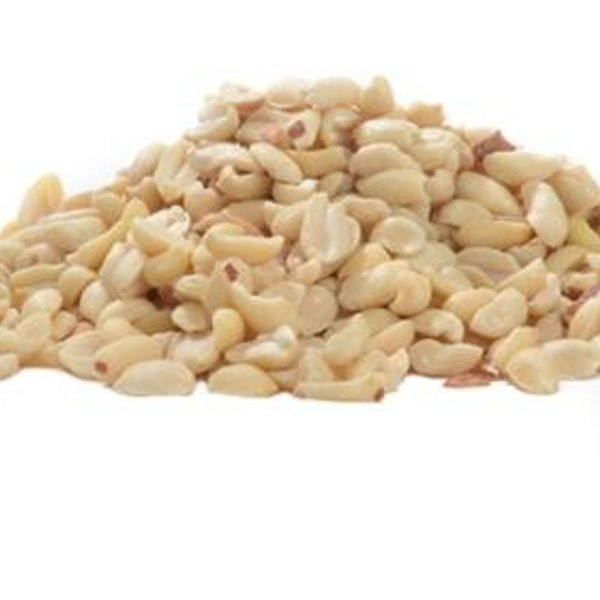 - SPLIT PEANUTS 5LB BAG