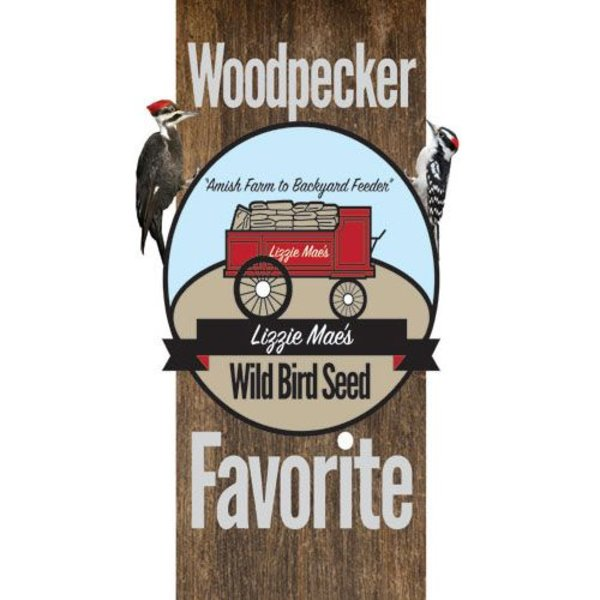 - WOODPECKER FAVORITE SEED MIX #5LB.