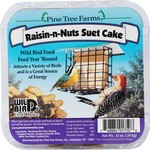 - PINE TREE RAISIN'N NUTS SUET
