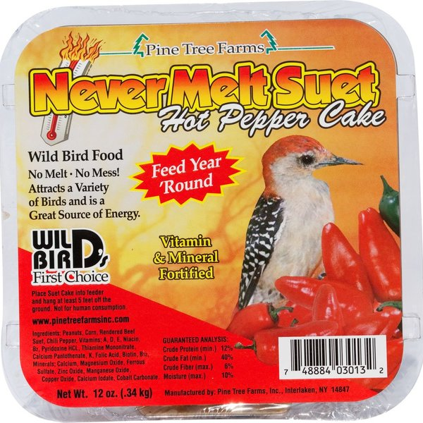 - PINE TREE HOT PEPPER SUET