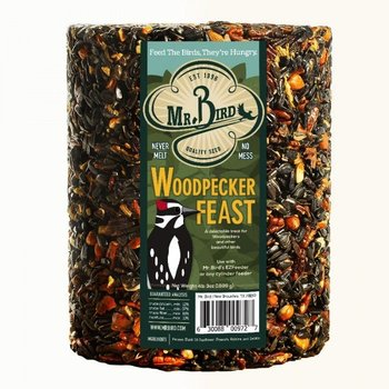 - MR BIRD WOODPECKER FEAST 72 OZ