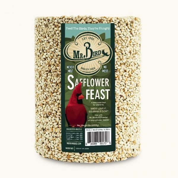- MR BIRD SAFFLOWER FEAST 72 OZ.