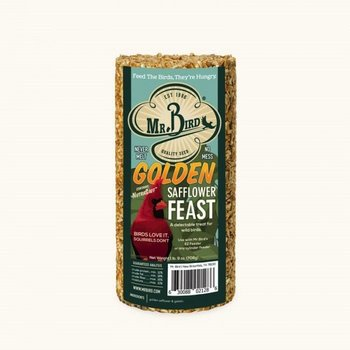 - MR BIRD GOLDEN SAFFLOWER FEAST 28 OZ.