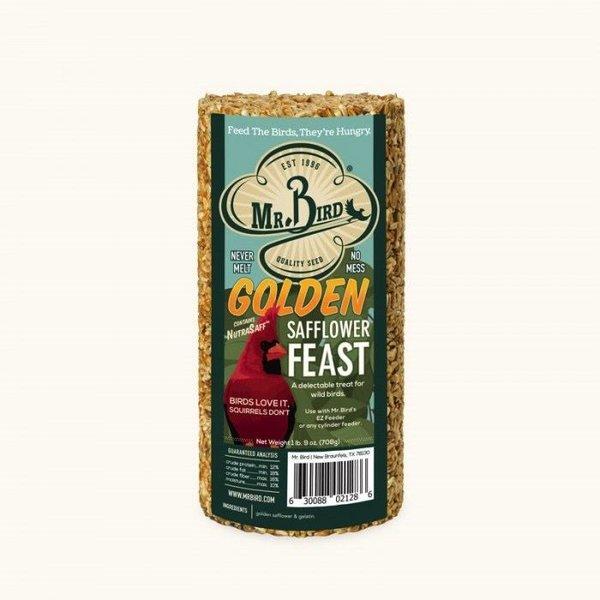 - MR BIRD GOLDEN SAFFLOWER FEAST 28 OZ.