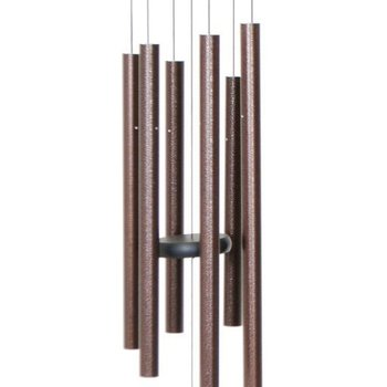 "- MAJESTY BELLS GENTLE SPIRITS CHIMES 29"" COPPER VEIN"