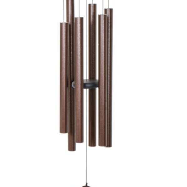 "- MAJESTY BELLS VIENNA CHIMES 50"" COPPER VEIN"