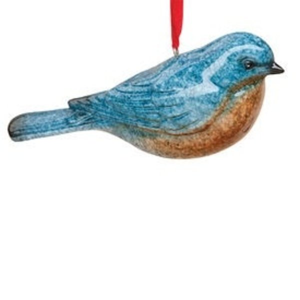 - DEMDACO BLUEBIRD ORNAMENT
