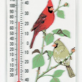 - ASPECTS CARDINAL PAIR WINDOW THERMOMETER