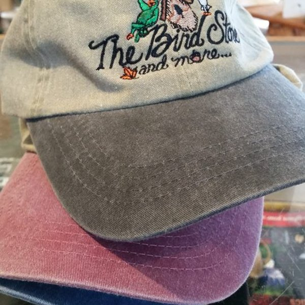 -BIRD STORE AND MORE TWO TONE BALL CAP