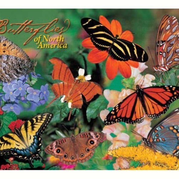 - IMPACT PHOTOGRAPHICS PUZZLE BUTTERFLIES OF NORTH AMERICA