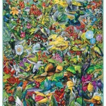 - WHITE MOUNTAIN HUMMINGBIRDS PUZZLE 1000PC