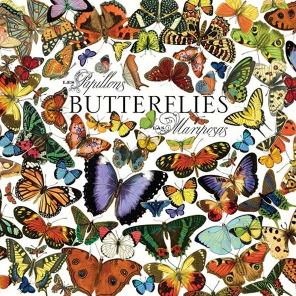 - COBBLE HILL BUTTERFLIES PUZZLE 1000 PC