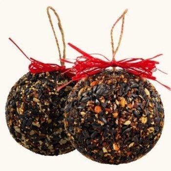 - MR BIRD Seed & Nut Ornaments