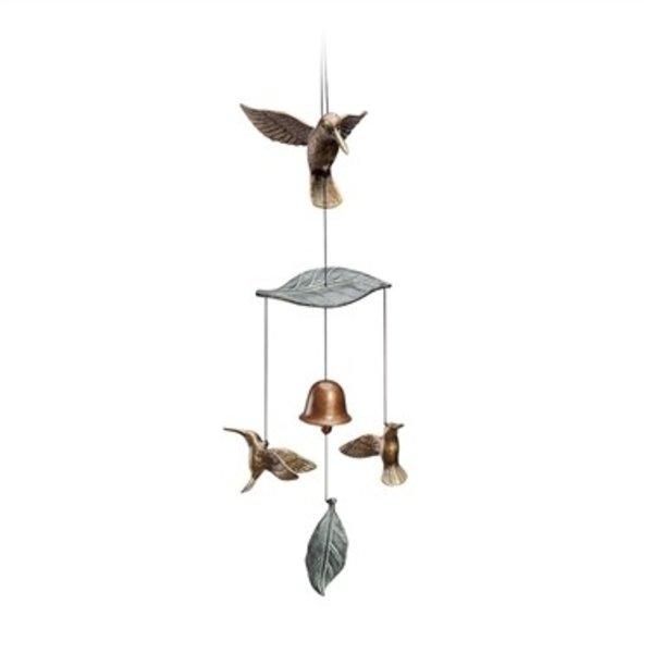 - SPI HUMMINGBIRD TRIO WIND BELL CHIME