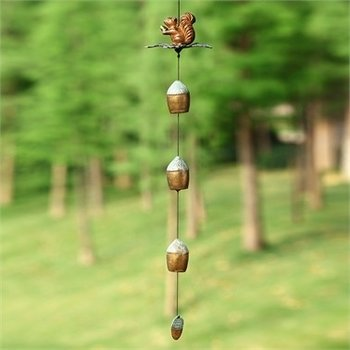 - SPI SQUIRREL WIND BELL CHIME