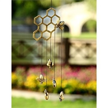 - SPI BEES & HONEYCOMB WIND CHIME