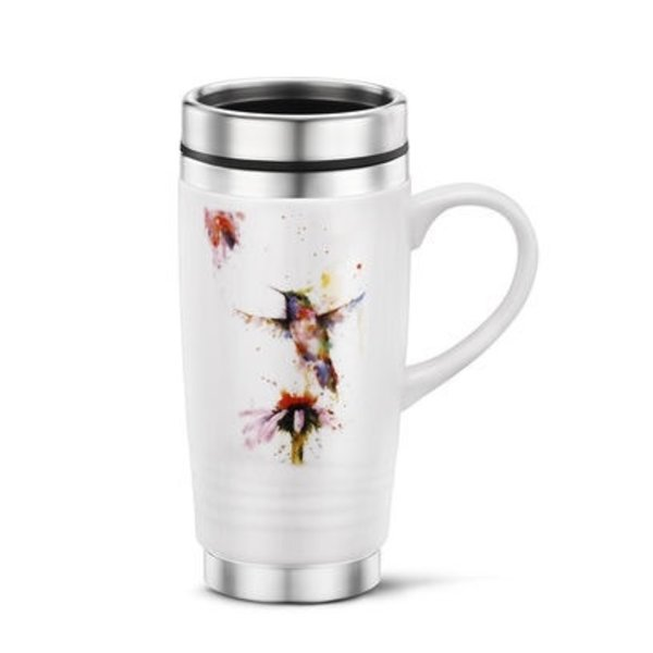 - DEMDACO PEEWEE HUMMINGBIRD TRAVEL MUG 14OZ.