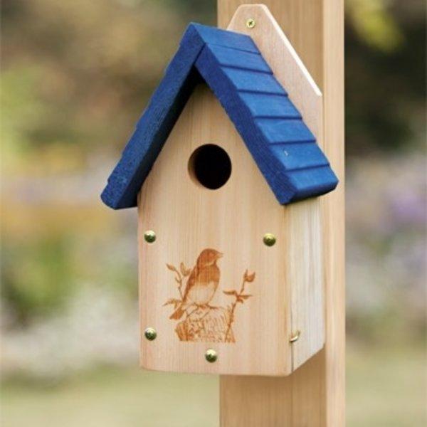 - WOODLINK GARDEN BLUEBIRD HOUSE