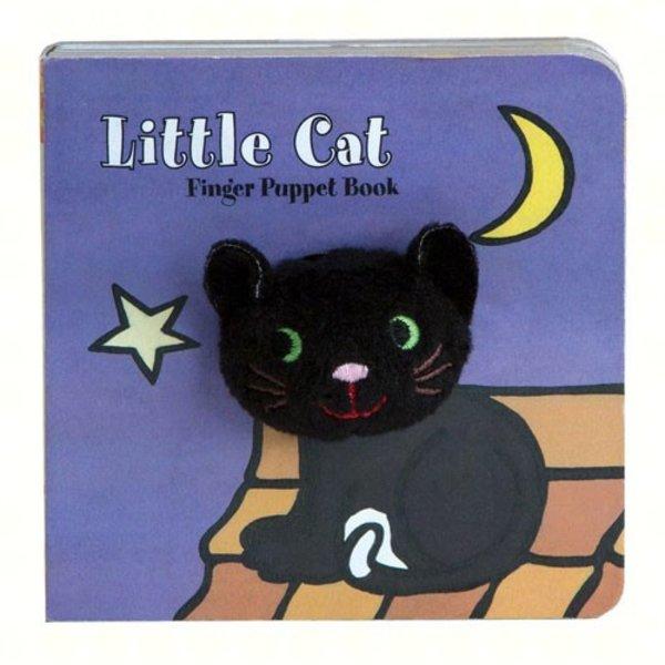 - CHRONICLE BOOKS: LITTLE CAT FINGER PUPPET BOOK