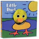 - CHRONICLE BOOKS: LITTLE DUCK FINGER PUPPET BOOK