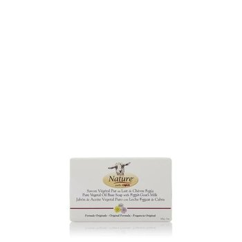-NATURE BY CANUS GOAT SOAP 5OZ BARS ORIGINAL SCENT 9924