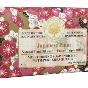 -AUSTRALIAN NATURAL SOAP JAPANESE PLUM 7 OZ
