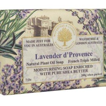 -AUSTRALIAN NATURAL SOAP LAVENDER D'PROVENCE 7 OZ