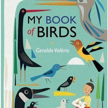- MY BOOK OF BIRDS