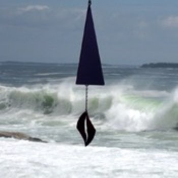 - NORTH COUNTRY WIND BELLS SEA MELODY BUOY BELL