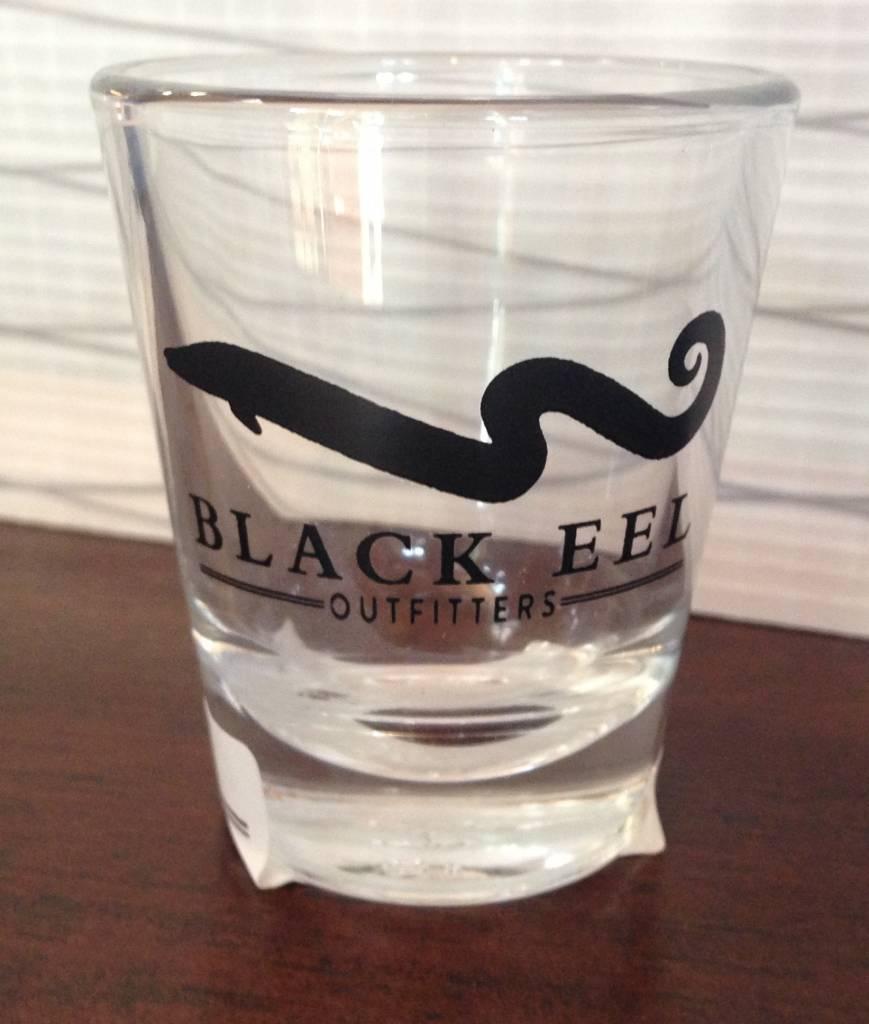 BLACK EEL Shot Glass