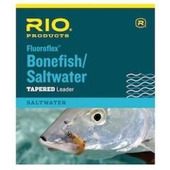 Fluroflex Saltwater Leader 9FT 12LB