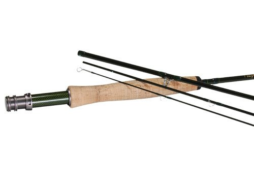 TFO BVK Fly Rod 9' 8wt 4pc