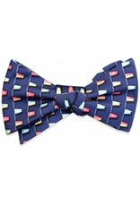 Classic Navy Burgee Bow Tie