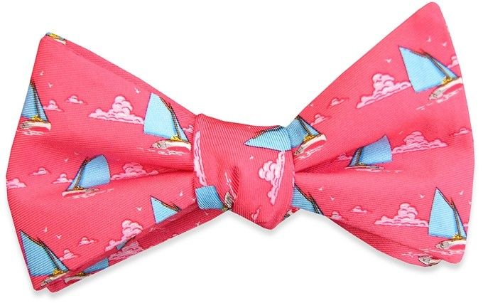 Aboat Time Bow Tie
