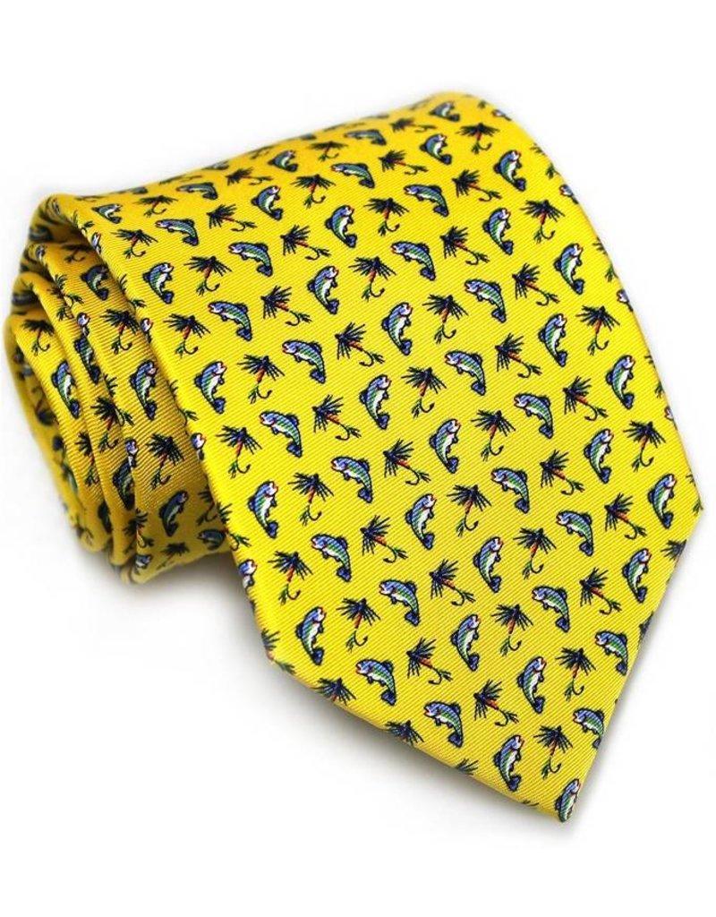 Gone Fishin' Necktie