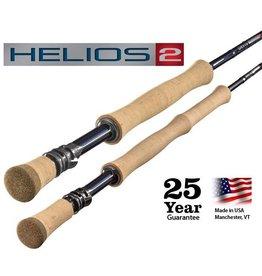 HELIOS2 8wt TIP FLEX 9' 4pc. ROD
