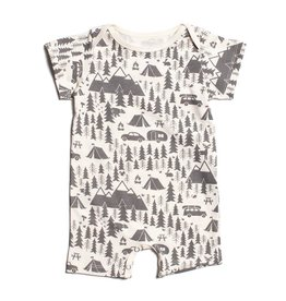 Winter Water Factory Campground Summer Romper