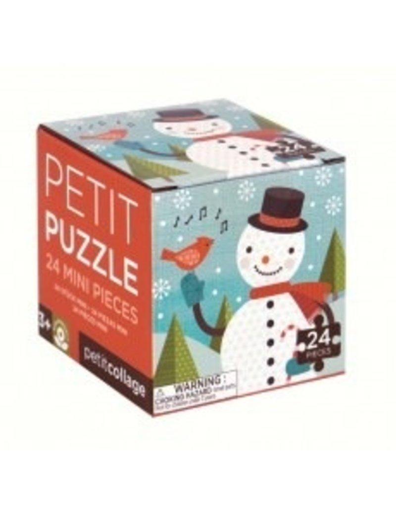 Petit Collage Holiday 24 Piece Petit Puzzle