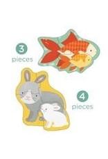 Petit Collage Pets Beginner Puzzle