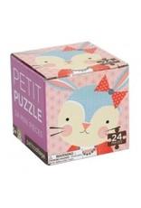 Petit Collage Faces 24 Piece Petit Puzzle
