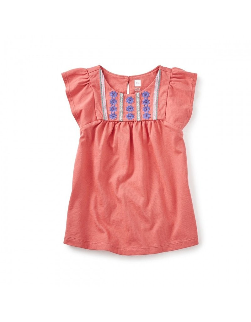 Tea Collection Sydney Embroidered Baby Dress