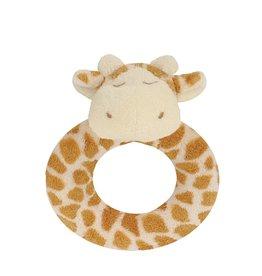 Angel Dear Giraffe Ring Rattle