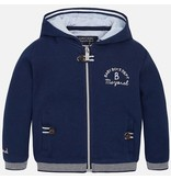 Mayoral Button Detail Baby Jacket