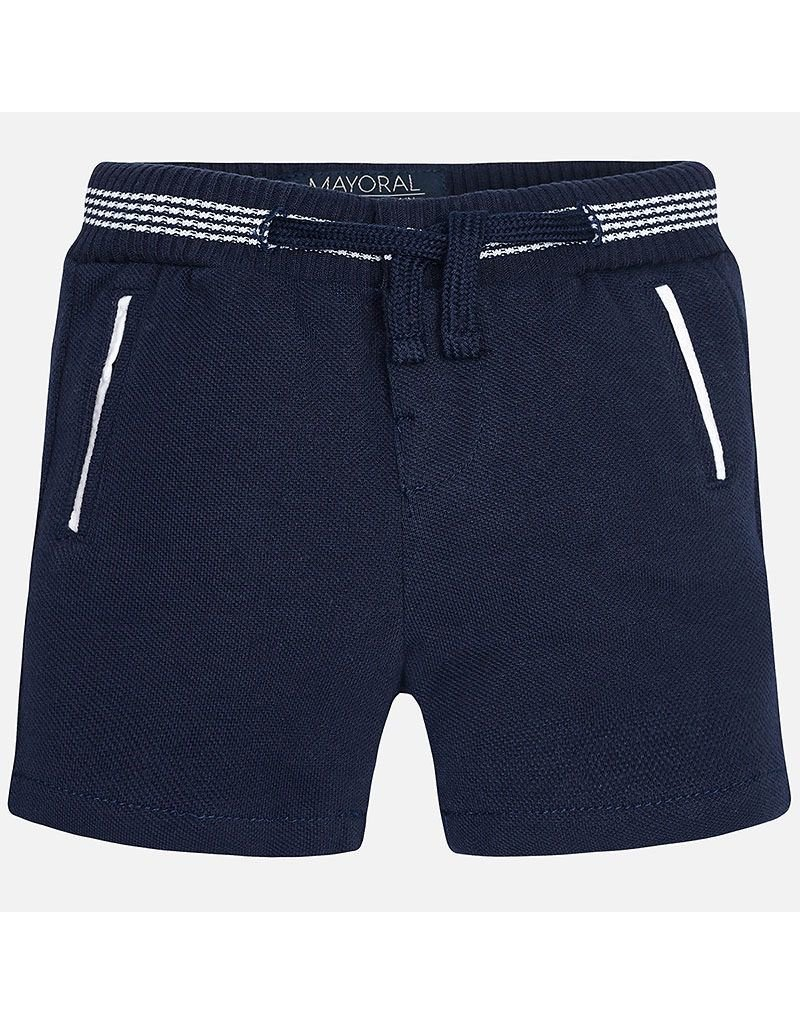 Mayoral Drawstring Baby Shorts