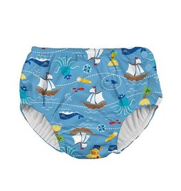 I Play Snap Reusable Absorbent Swimsuit Diaper (more styles available)