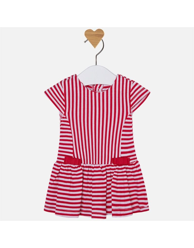 Mayoral Lollipop Stripe baby Dress