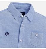 Mayoral Pique Cotton Baby Shirt