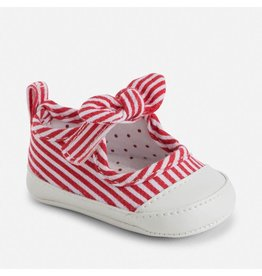 Mayoral Retro Bow Baby Shoes