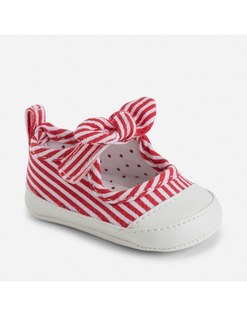 Mayoral SALE!!! Retro Bow Baby Shoes